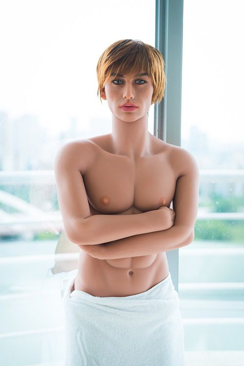 Muscular Male Sex Doll
