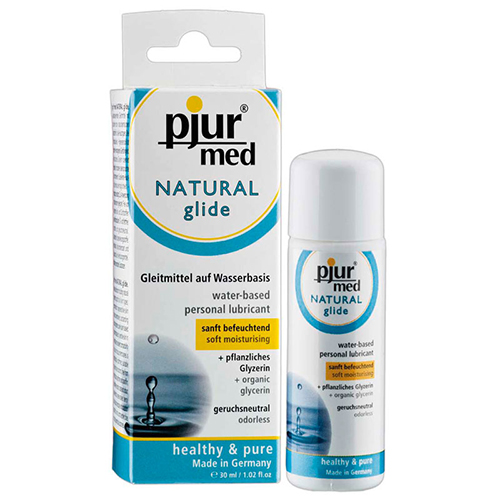 Pjur med Water Based Lubricant