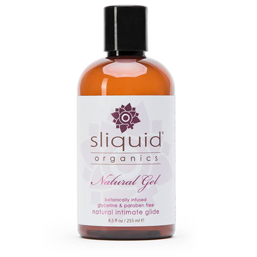 Sliquid Organics Natural Gel Lubricant