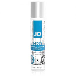 System JO H2O Water Based Lubricant