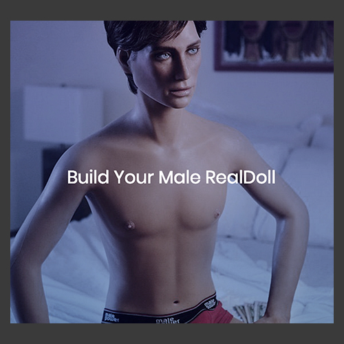 male sex doll from real doll