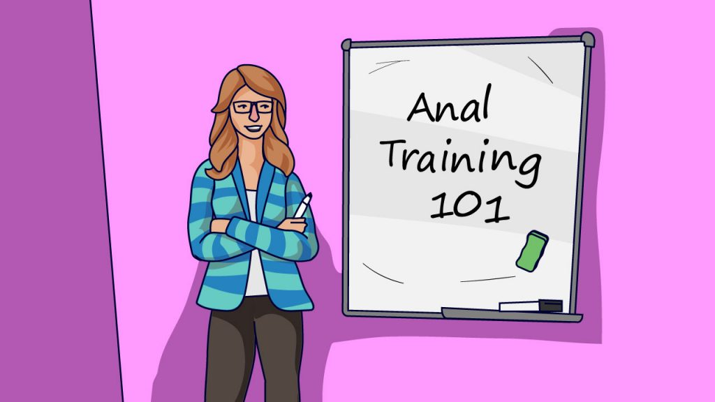 anal training guide