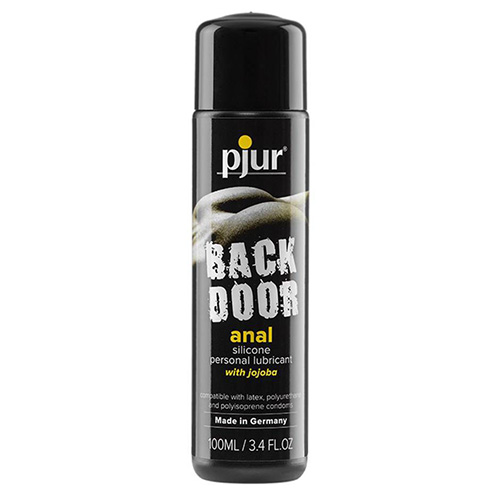 pjur Back Door Silicone Anal Lubricant