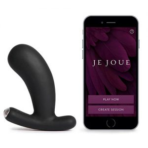 Je Joue Nuo Luxury App Controlled Rechargeable Dual Motor Butt Plug