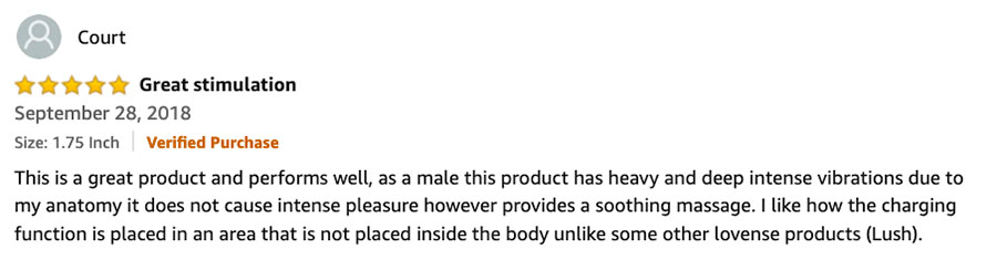 customer reviews from amazon of the hush
